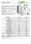 Pompa de caldura 25-100 kW de inalta putere cu tehnologie Inverter ecoFOREST - ecoGEO HP