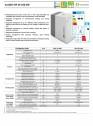 Pompa de caldura 25-100 kW de inalta putere cu tehnologie Inverter