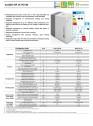 Pompa de caldura 15-70 kW de inalta putere cu tehnologie Inverter