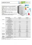Pompa de caldura 12-40 kW de inalta putere cu tehnologie Inverter  ecoFOREST - ecoGEO HP