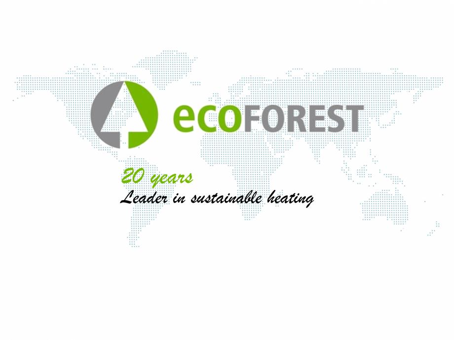 Pagina 1 - Pompe de caldura  ecoFOREST ecoGEO Basic, ecoGEO Compact, ecoGEO HP, ecoAIR Monobloc,...