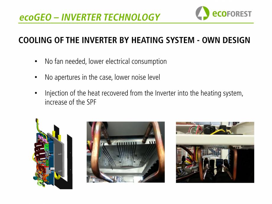 Pagina 16 - Prezentare pompe de caldura ecoFOREST ecoGEO HP, ecoGEO Compact, ecoGEO Basic Catalog,...