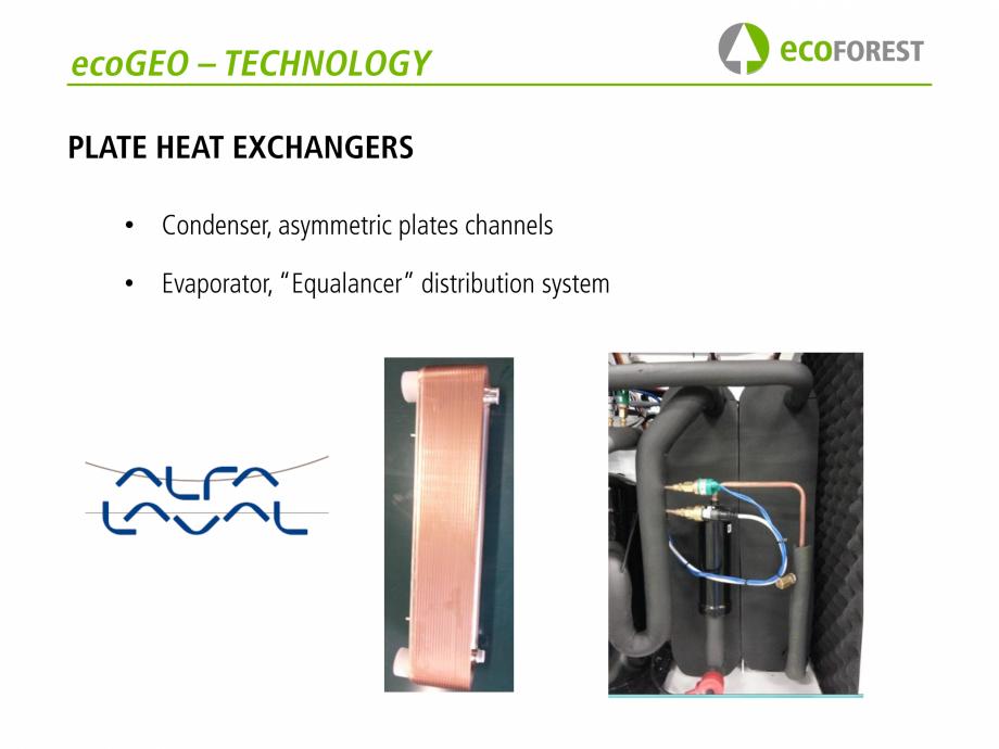 Pagina 18 - Prezentare pompe de caldura ecoFOREST ecoGEO HP, ecoGEO Compact, ecoGEO Basic Catalog,...