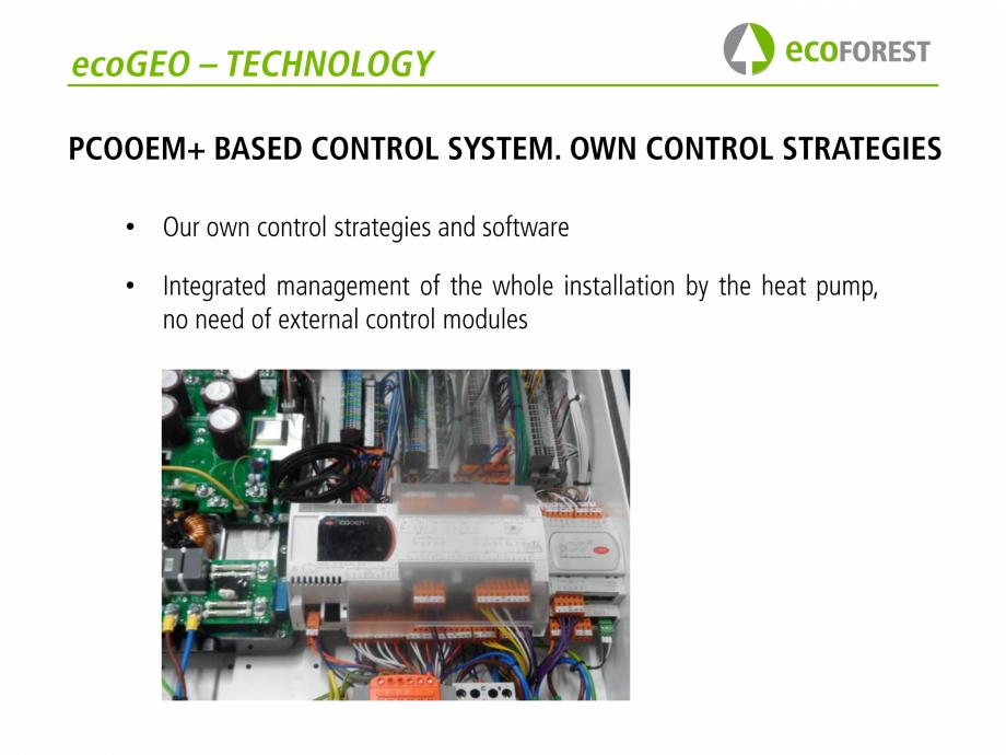 Pagina 20 - Prezentare pompe de caldura ecoFOREST ecoGEO HP, ecoGEO Compact, ecoGEO Basic Catalog,...