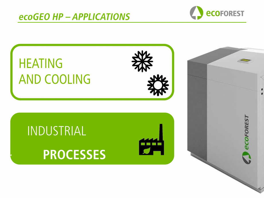 Pagina 54 - Prezentare pompe de caldura ecoFOREST ecoGEO HP, ecoGEO Compact, ecoGEO Basic Catalog,...