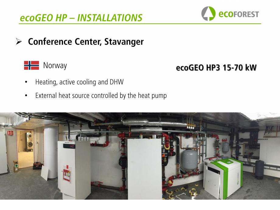 Pagina 64 - Prezentare pompe de caldura ecoFOREST ecoGEO HP, ecoGEO Compact, ecoGEO Basic Catalog,...