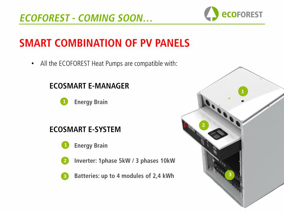 Pagina 68 - Prezentare pompe de caldura ecoFOREST ecoGEO HP, ecoGEO Compact, ecoGEO Basic Catalog,...