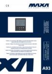 Manual utilizare-instalare controller pentru pompe de caldura MAXA - CALIDO