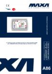 Manual utilizare-instalare MAXA Hi-T touch screen controller si cascadare MAXA - i-HWAK/WP/V4, i-HP