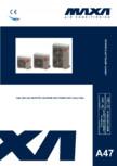 Manual utilizare-instalare pompa de caldura Inverter monobloc MAXA - i-HWAK/WP/V4