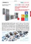 Pompa de caldura splitata - 6-16 kW MAXA - i-SHWAK/WP/V4