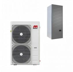 Pompe de caldura aer-apa pentru aplicatii rezidentiale si comerciale MAXA