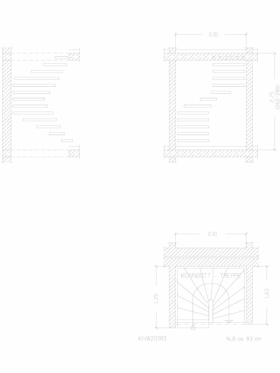 Pagina 1 - CAD-DWG Scara pe structura de metal - KHW201R3 SCARI RO Detaliu de produs