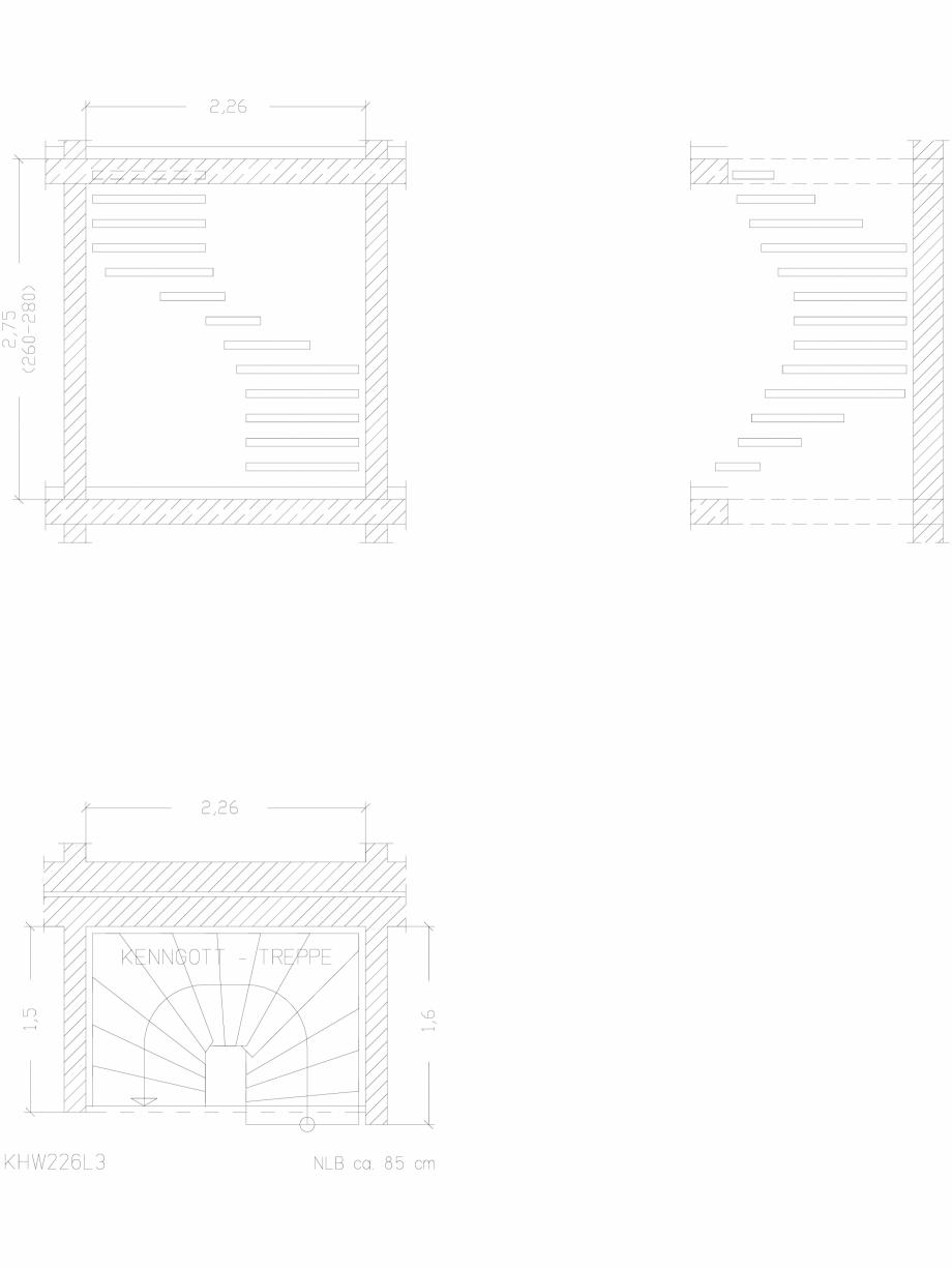 Pagina 1 - CAD-DWG Scara pe structura de metal - KHW226L3 SCARI RO Detaliu de produs