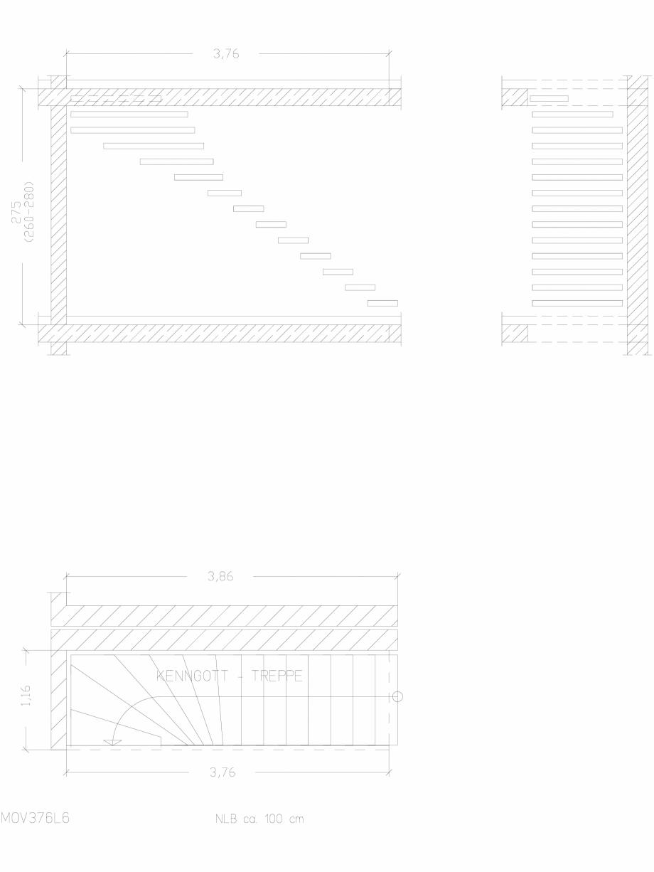 Pagina 1 - CAD-DWG Scara pe structura de metal - MOV376L6 SCARI RO Detaliu de produs