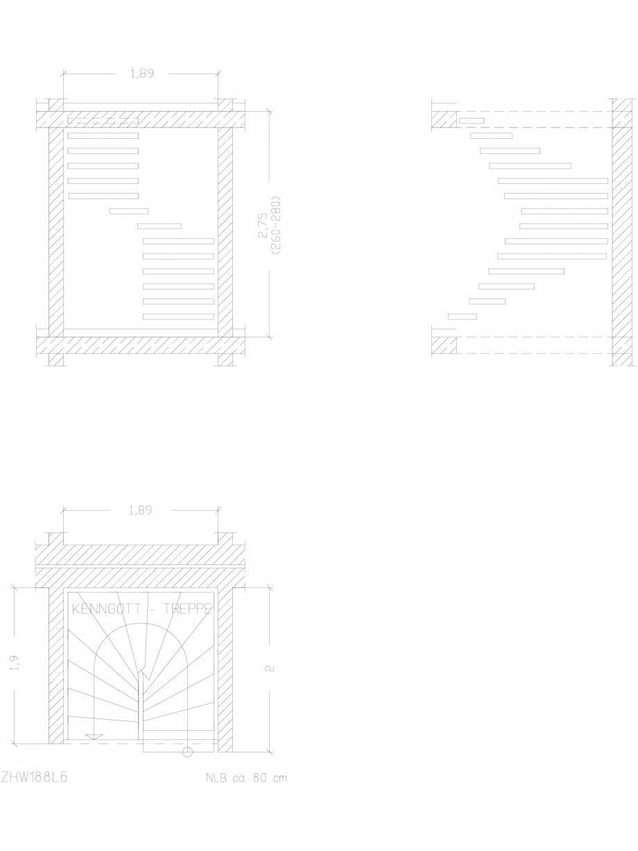 Pagina 1 - CAD-DWG Scara pe structura de metal - ZHW188L6 SCARI RO Detaliu de produs