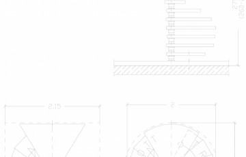 Scara pe structura de metal - ZSQ200R5 SCARI RO