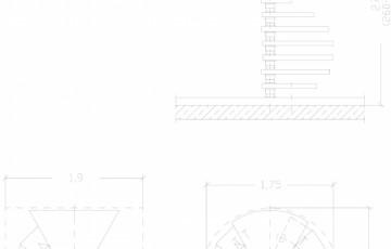 Scara pe structura de metal - ZSR175R3 SCARI RO