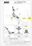 Caracteristici tehnice pentru elevatorul cu senile  Vimec - T09 Roby