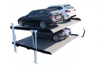 Sisteme de parcare automate si semiautomate Sistemele de parcare MODULO sunt solutia ideala pentru cladirile care necesita un numar mare de locuri de parcare dedicate parcarii pe termen lung, dar acestea functioneaza si in cladirile rezidentiale.