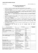 Declaratie de performanta Nr. DoP-AISOL-ICB-01-13 AMORIM