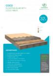 Avantajele placilor din fibra de cocos AMORIM - COCO