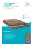 Granule din pluta expandata - Sapa usoara AMORIM - EXP-GR3/15