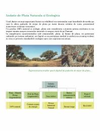 Izolatii din pluta naturala si ecologica