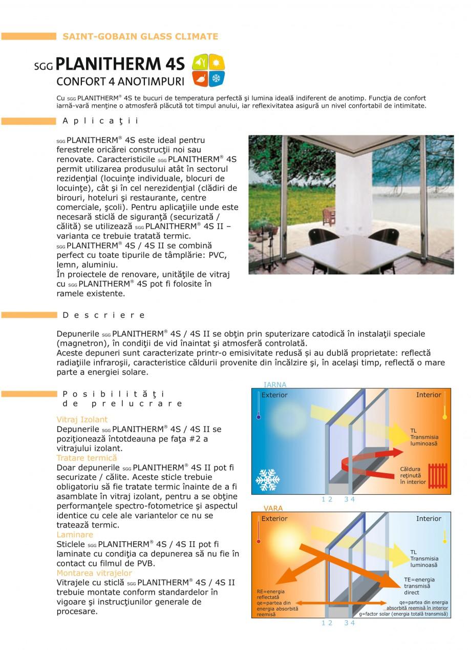 catalog brosura geam termopan tripan planitherm 4s euro. Black Bedroom Furniture Sets. Home Design Ideas