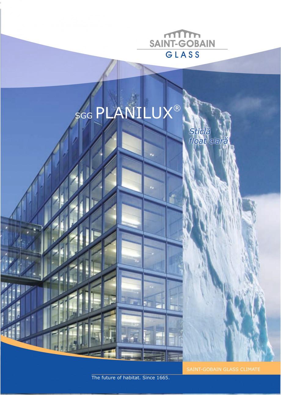 catalog brosura sticla float clara pentru ferestre planilux euro design 60 euro design 70. Black Bedroom Furniture Sets. Home Design Ideas