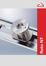 Feronerie pentru fereastre cu profile PVC - ROTO seria NT SALAMANDER