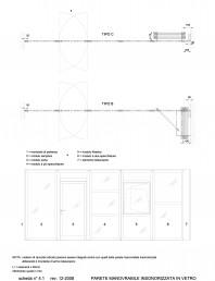 4.2.1 Prezentare sistem pereti amovibili