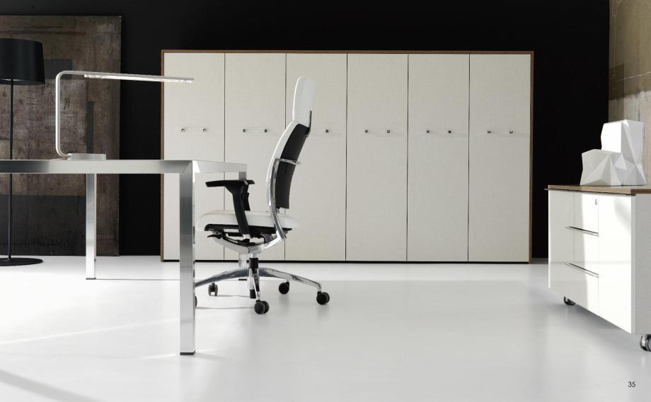 Catalog brosura mobilier pentru birouri colectia fly ivm for Mobilier fly