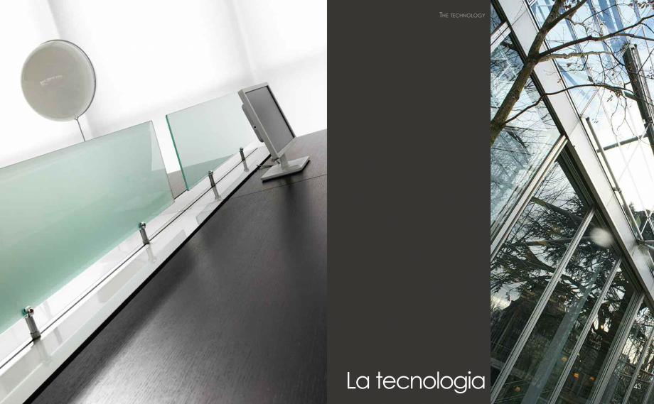Pagina 23 - Mobilier pentru birouri IVM Colectia PRATIKO Catalog, brosura Engleza, Italiana bile...