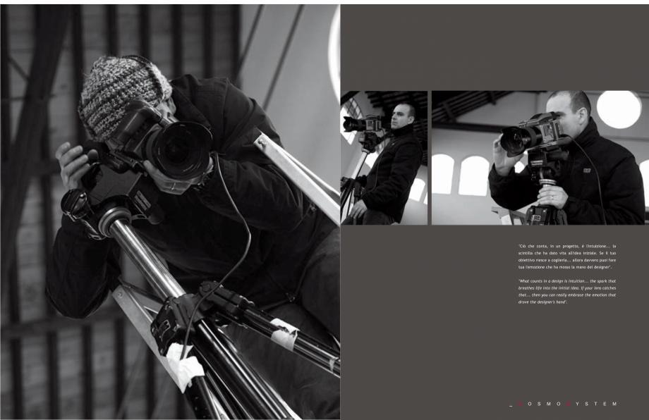 Pagina 49 - Mobilier pentru birouri IVM Colectia KOSMOS Catalog, brosura Engleza, Italiana