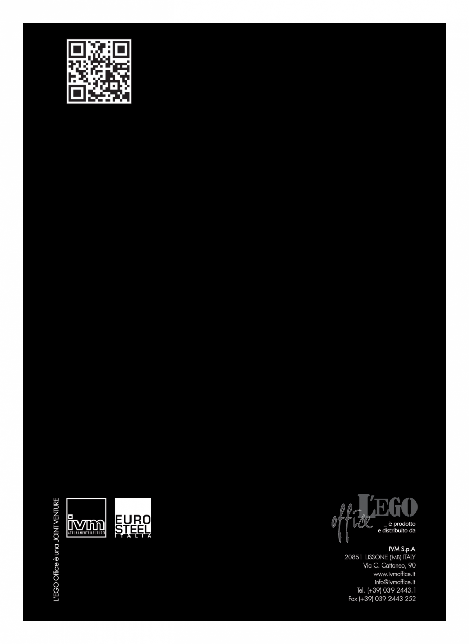 Pagina 17 - Mobilier pentru birouri IVM Colectia L'EGO Catalog, brosura Engleza, Italiana 010 ...