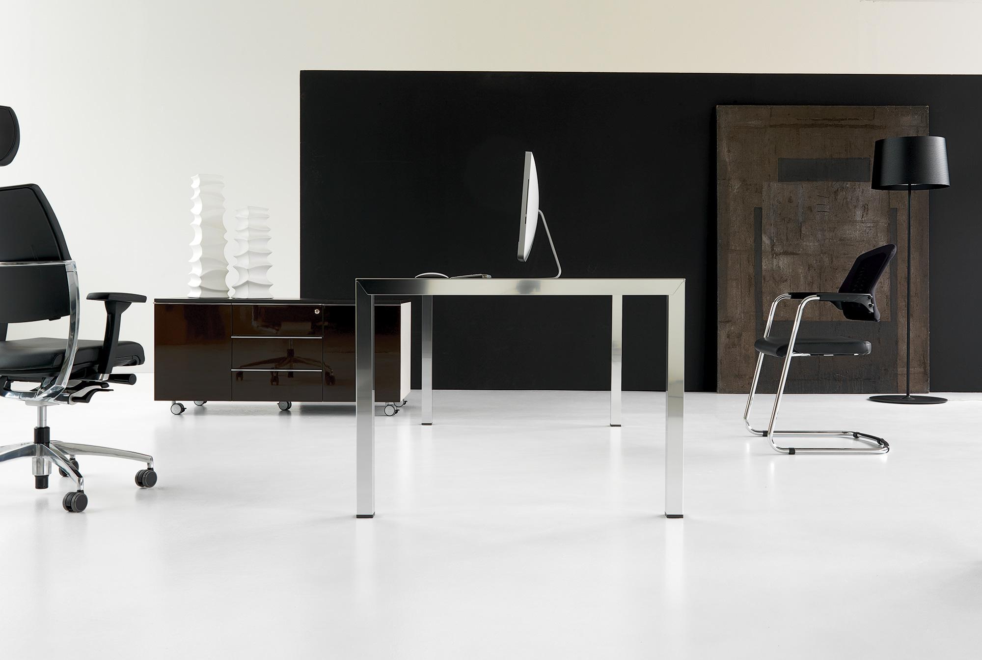 Prezentare produs mobilier pentru birouri fly 1 ivm for Mobilier fly