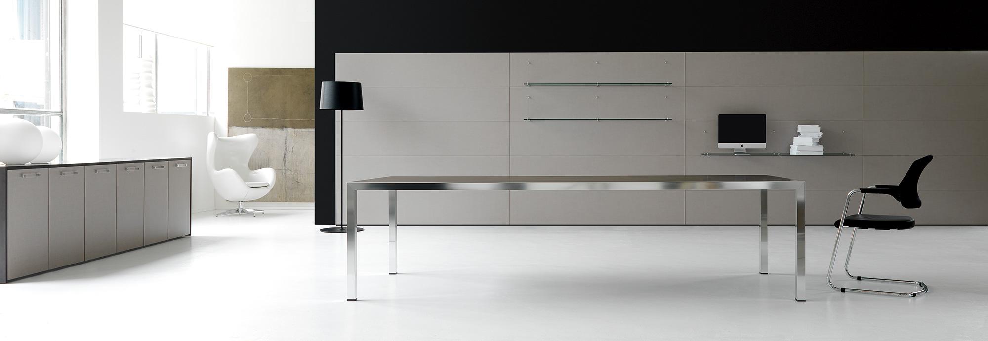 Prezentare produs mobilier pentru birouri fly 4 ivm for Mobilier fly