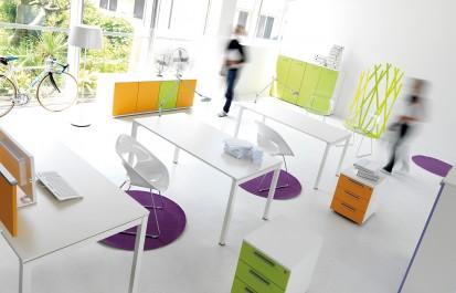 Mobilier pentru birouri KOSMOS Colectia KOSMOS Mobilier pentru birouri