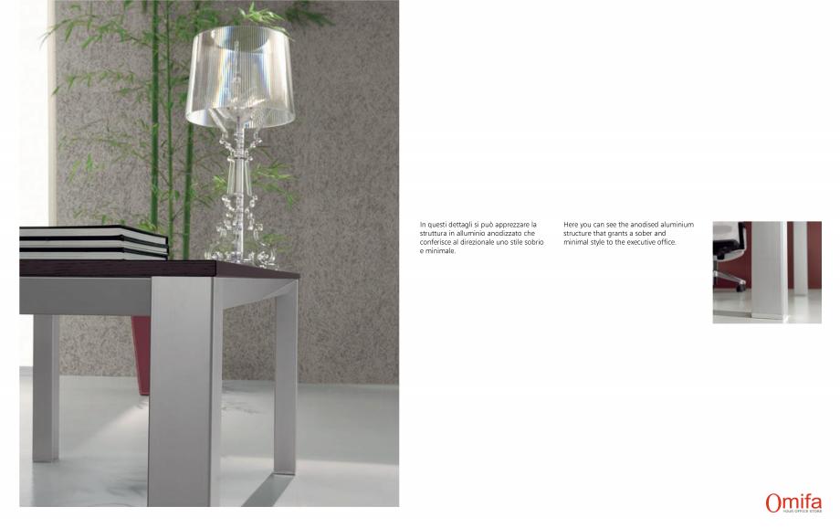 Pagina 14 - Mobilier pentru birouri OMIFA CUBE-ONE Catalog, brosura Engleza, Italiana