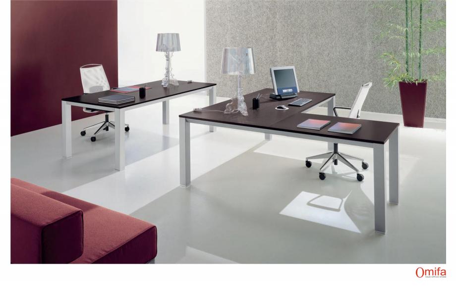 Pagina 15 - Mobilier pentru birouri OMIFA CUBE-ONE Catalog, brosura Engleza, Italiana