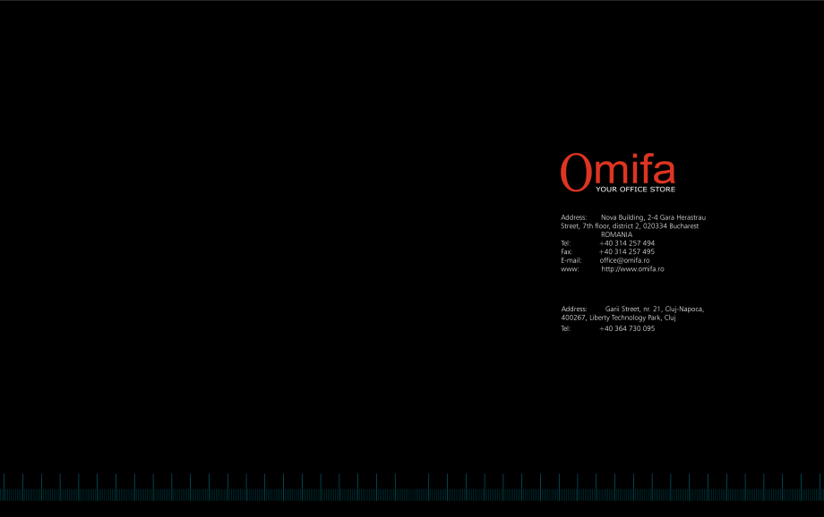 Pagina 26 - Mobilier pentru birouri OMIFA CUBE-ONE Catalog, brosura Engleza, Italiana