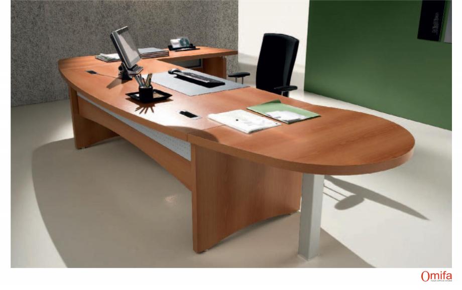 Pagina 8 - Mobilier pentru birouri OMIFA SOVEREIGN Catalog, brosura Engleza, Italiana