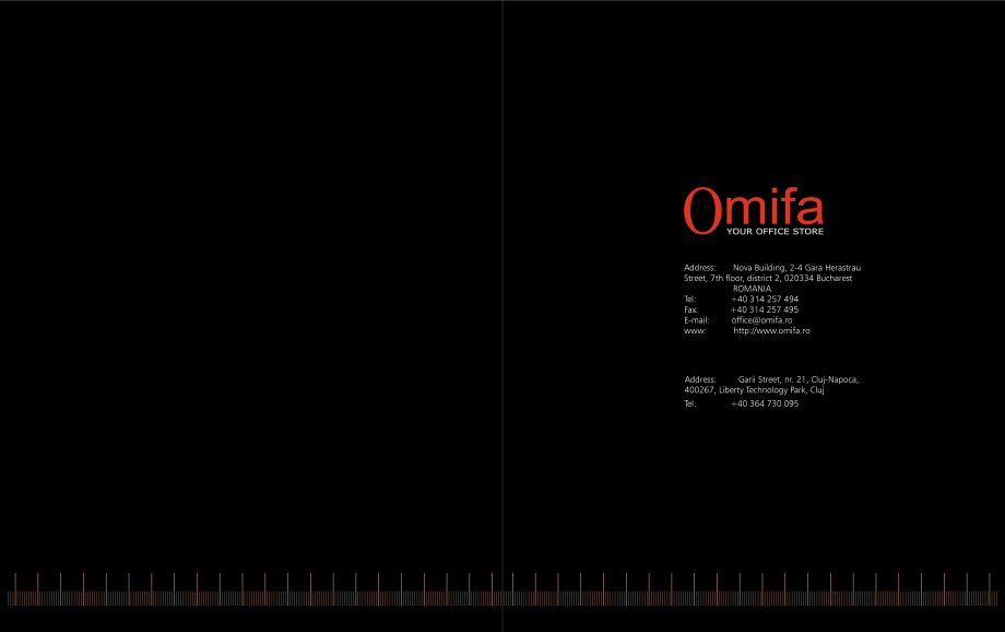 Pagina 26 - Mobilier pentru birouri OMIFA SOVEREIGN Catalog, brosura Engleza, Italiana