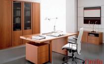 Mobilier pentru birouri Mobilier pentru birouri OMIFA este o gama diversificata de mobilier capabila sa satisfaca orice nivel de exigente, de la clasicul rafinament pana la ultimele tendinte inedite