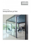 Masa pentru birou SEDUS - TEMPTATION PRIME Single