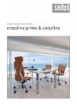 Scaune de birou pivotante, scaune pentru meeting SEDUS - CROSSLINE meeting, CROSSLINE pivotante