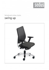 Scaune de birou pivotante, scaune pentru meeting SEDUS