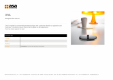 Accesorii de cablare pentru birou managerial ASA