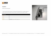 Sistem de conectivitate ingropat ASA